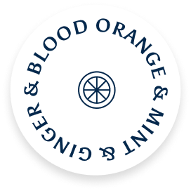 Blood Orange & Mint & Ginger
